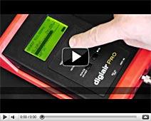 Digiair PRO - Miernik telewizji cyfrowej DVB-T i analogowej