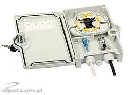Antena ASP-8W LUX wersja A ze wzmacniaczem LNA-177