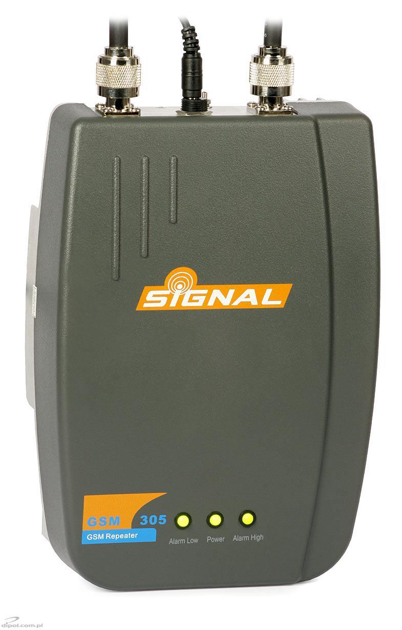 Znalezione obrazy dla zapytania wzmacniacz gsm signal
