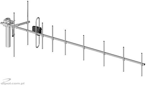 CDMA 450 Antenna: FREEDOM CDMA-10 400-470 MHz<br />(with 10m cable + TNC connector)