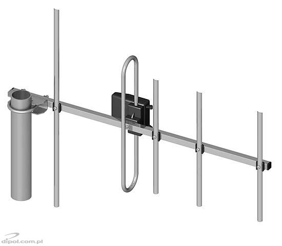 Communication Antenna: ATK 5/400-470 MHz (5-element)