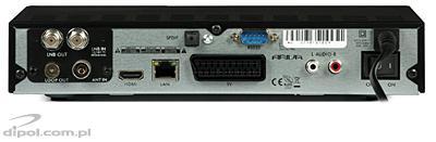 Tuner Ferguson Ariva 120 combo DVB-S/S2+DVB-T