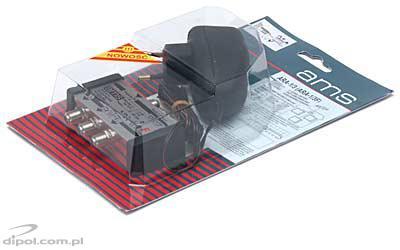 ARA 1/3 F Active Antenna Splitter