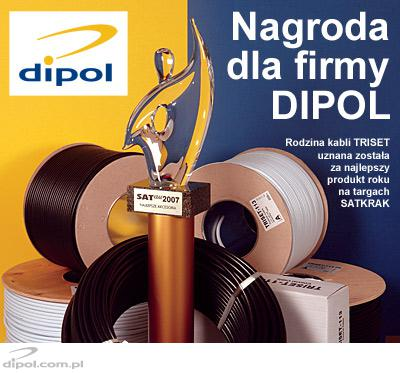 The TRISET family of coaxial cables gained the ***Product of the Year***www.satkrak.com/index.php?strona=nowosci&news_id=38335*** award in