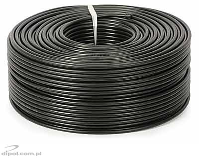 View of the cable: 200m coil