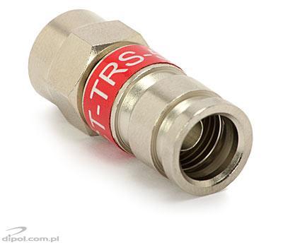 Συμπίεση F Connector PCT-TRS-59 /> <br (για καλώδια CAMSET/RG-59)