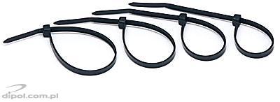 Cable Tie TZ20/5Cs (black)