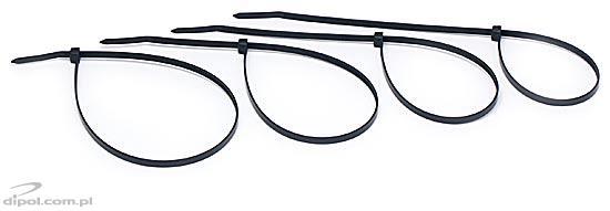 Cable Tie TZ37/5Cs (black)