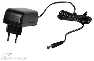 The included AC/DC adapter