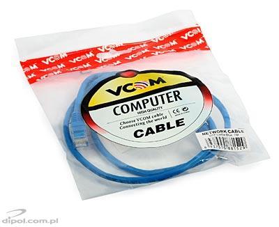 UTP Patch Cable Cat5e (1m, blue)