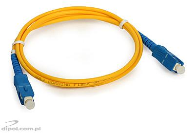 View of the patch cord