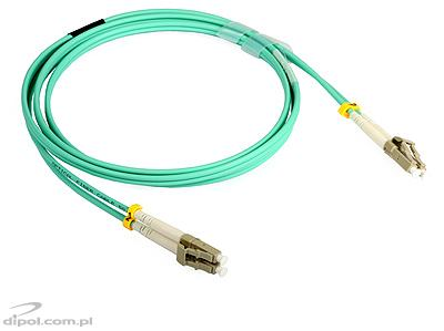 View of the patchcord