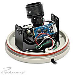 Kamera wandaloodporna v-cam 500 (D-WDR, 650 TVL, Sony Effio-E, 0.15 lx)