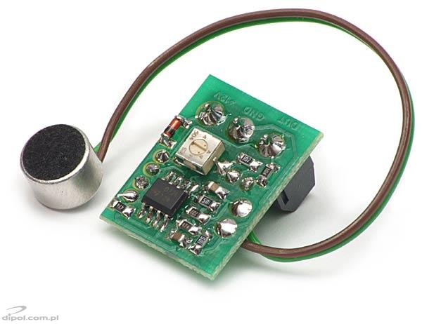 how to add a microphone to hikvision ds-2cd2132-i