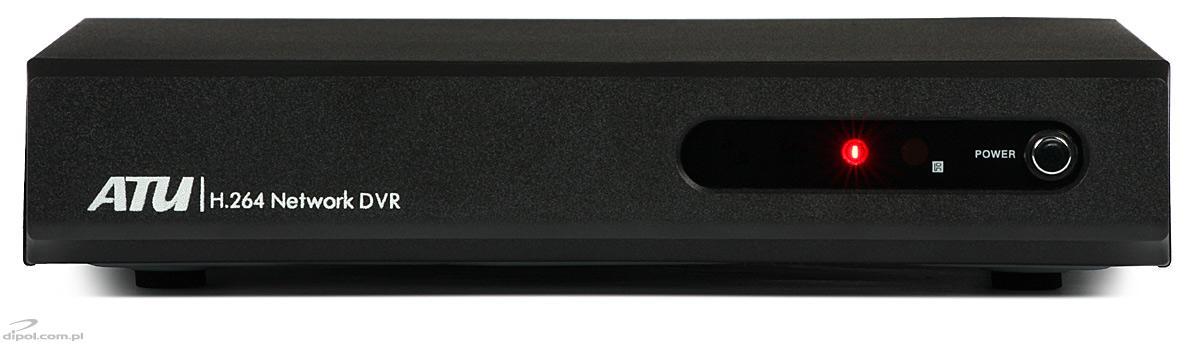 Network DVR: ATU H 264 (4ch)