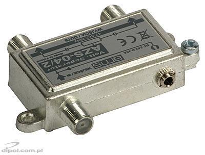 RF/DC Separator: AMS AZS-04/2