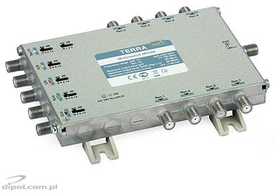 Amplifier for 5-input multiswitches: Terra SA 51