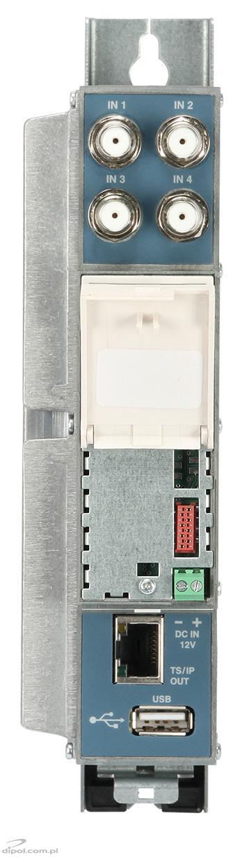 iptv streamer terra sdi 480 dvb s s2 to ip usb port. Black Bedroom Furniture Sets. Home Design Ideas