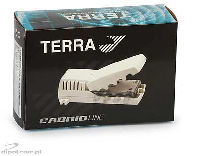 Szélessávú erősítő visszirányú csatornával: Terra AS-038R65