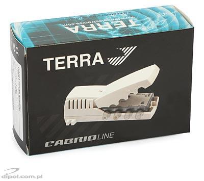 Building Amplifier: Terra HA-024