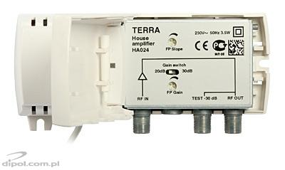 Building Amplifier: Terra HA-024