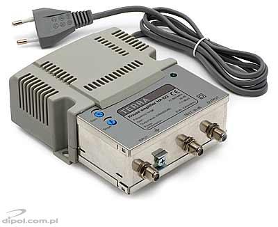 Building Amplifier: Terra HA-123