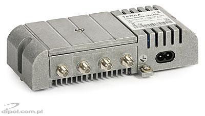 Broadband Cable Amplifier: Terra HA-204R65