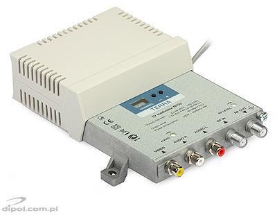 Modulátor MT-10P Terra 6-12/S9-16 csatornákra