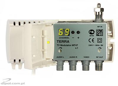 TV Modulator TERRA MT47