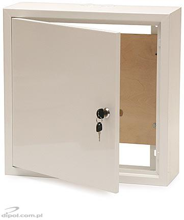 Metal Housing / Box - TPR-4