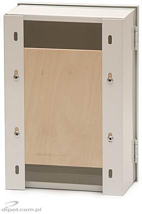 Metal Housing/Box: TPR-2 (200x300x120mm)